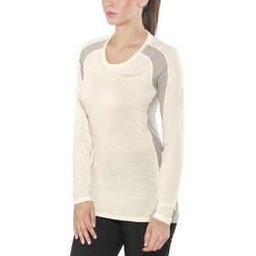 Norrøna W's Bitihorn Wool Shirt Snowdrop